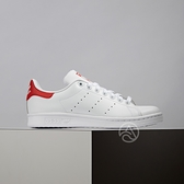 Adidas Originals Stan Smith 男女鞋 白紅 運動 休閒鞋 M20326