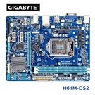 技嘉 GA-H61M-DS2 主機板 G...