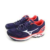美津濃 Mizuno WAVE RIDER 21 慢跑鞋 運動鞋 紫色 女鞋 J1GD180302 no051
