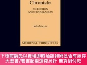二手書博民逛書店The罕見Oldest Anglo-norman Prose Brut ChronicleY255174 Ma