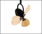VENTO芬朵吊扇 FINO3系列 16吋 種子型葉片 仿古色本體 淺木紋色/深木紋色