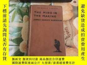 二手書博民逛書店THE罕見MIND IN THE MAKINGY204356 THE MIND IN THE MAKING T
