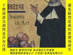 二手書博民逛書店【罕見】Saints In Art 2003年出版Y175576 Rosa Giorgi J. Paul Ge