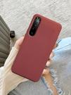 索尼 SONY Xperia1 iii 手機殼 xperia 10 III 磨砂軟殼 XPERIA 5 III 保護套 防摔 矽膠軟殼 純色全包邊 外殼
