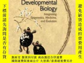二手書博民逛書店Ecological罕見Developmental BiologyY255562 Scott F. Gilbe