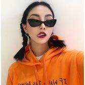 現貨-新款網紅貓眼太陽眼鏡韓版復古三角墨鏡個性嘻哈太陽眼鏡 259