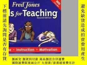 二手書博民逛書店Fred罕見Jones TooIs for Teaching [弗雷德·瓊斯教學工具]Y4542 second