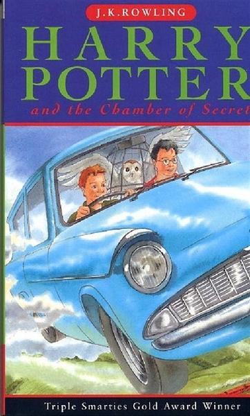 (二手書)Harry Potter and the Chamber of Secrets (2)