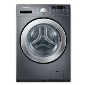 SAMSUNG 三星 14公斤 雙效威力淨洗脫烘滾筒洗衣機 WD14F5K5ASG/TW