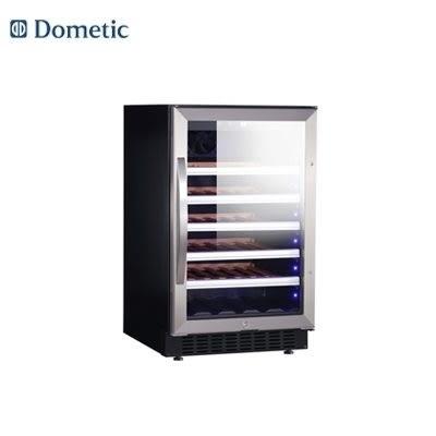 4/30前贈行動冰箱 DOMETIC S42GS 單門單溫酒櫃 不鏽鋼系列【得意家電07-7428010】