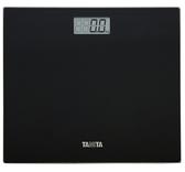 【醫康生活家】TANITA輕薄電子體重計 HD-378 黑色