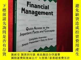 二手書博民逛書店Financial罕見Management 【詳見圖】Y5460