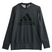 Adidas ESS BIGLOG CREW  長袖上衣 CZ7538 男 健身 透氣 運動 休閒 新款 流行
