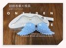 心動小羊^^DIY矽膠模具肥皂香皂模型矽膠皂模藝術皂模具香磚擴香石翅膀香薰片模具(單孔)