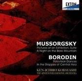 【停看聽音響唱片】【CD】穆索斯基:展覽會之畫、荒山之夜、鮑羅定 - 中亞草原、韃靼人舞曲