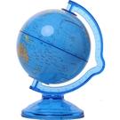 兒童存錢罐地球儀網紅儲蓄罐儲錢罐箱男孩防摔不可取可存只進不出 夢幻小鎮