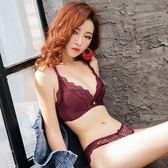 一片式性感少女文胸 蕾絲無鋼圈內衣 聚攏透氣胸罩n455