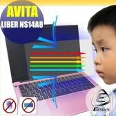 ® Ezstick 抗藍光 AVITA LIBER NS14 A8 防藍光螢幕貼 (可選鏡面或霧面)