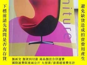 二手書博民逛書店英文原版罕見20th Century Furniture(無翻看