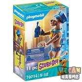 史酷比 警察 (playmobil摩比人) 70714