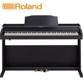 【敦煌樂器】ROLAND RP302 BK 88鍵數位電鋼琴 黑色