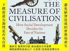 二手書博民逛書店The罕見Measure Of CivilisationY255562 Ian Morris Profile