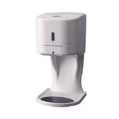 紅外線偵測 自動感應 免觸摸 電池式 手指消毒機 (耐酒精) 附腳架TK2001S /台