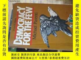 二手書博民逛書店c0005democracy罕見for the few19636