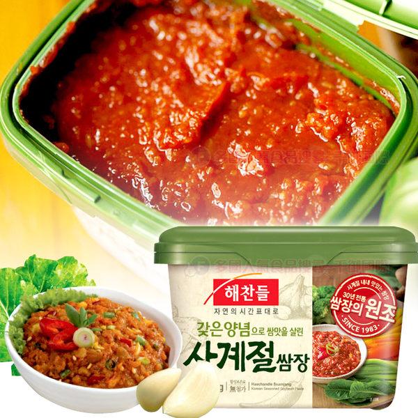 韓國 CJ 豆瓣醬 拌飯醬 生菜沾醬500g[KO8801007052854] 千御國際