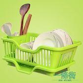 廚房瀝水碗架碗筷收納盒放碗碟置物架