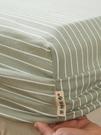 純棉老粗布床笠單件夏季床包床墊保護罩保潔...