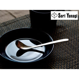柳宗理 Sori Yanagi 餐具 不鏽鋼 13cm 砂糖杓-O