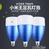 爾派照明led燈泡E27螺口小米王球泡燈超亮室內6W12W18W24W36W45W color  shop