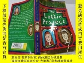 二手書博民逛書店the罕見lottie project:樂天計劃Y212829 不祥 不祥