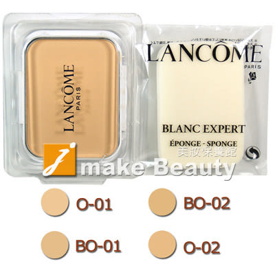 LANCOME蘭蔻 激光煥白持久餅蕊SPF35/PA+++(11.5g)[4色]《jmake Beauty 就愛水》
