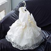 女童裙連身裙 小童蓬蓬紗周歲禮服