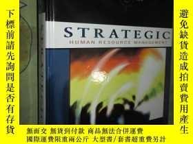 二手書博民逛書店Strategic罕見Human Resource Manage
