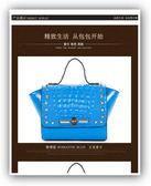 新款小包時尚真皮女包鱷魚紋牛皮小包包歐美風範包手提單肩斜跨包