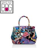 SAVE MY BAG PETITE MISS 手提包 托特包 女包 義大利旅遊必買包包