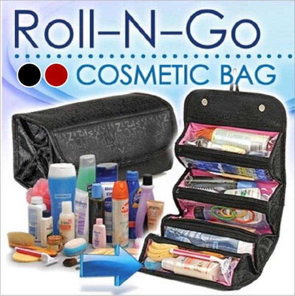 【AN001】 折疊化妝包 收納包 旅行收納包 透明分層 化妝架 多功能洗漱包 戶外旅遊旅行包