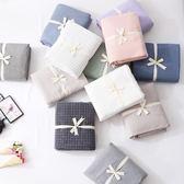 全棉水洗棉床笠單件純棉床罩純色席夢思床墊保護套1.5m1.8米床單 挪威森林