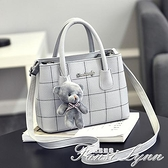 女包夏季新款2018韓版掛包女手提包上新小包包簡約百搭單肩側背包 范思蓮恩