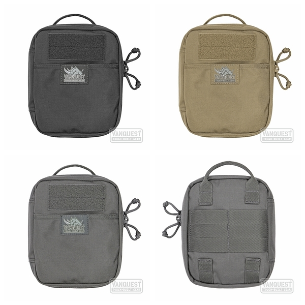 VANQUEST 戰術 生存 戶外 登山 露營 萬用工具袋EDCM-HUGE-大