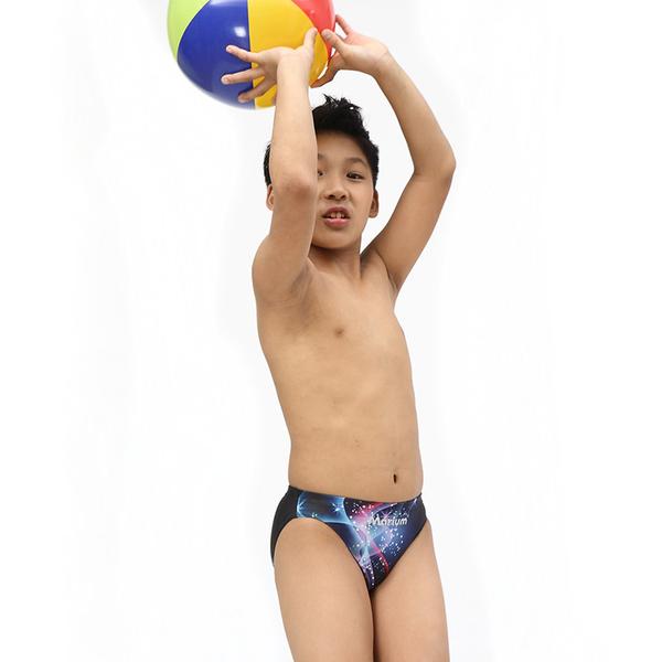 ≡MARIUM≡ 小男競賽型泳褲 MAR-3106J (NG商品)