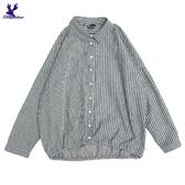【三折特賣】American Bluedeer - 抽繩休閒襯衫 秋冬新款