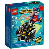 樂高積木 LEGO《 LT76092 》超級英雄系列 - Mighty Micros: 蝙蝠俠vs.小丑女 哈莉·奎茵╭★ JOYBUS玩具百貨