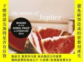 二手書博民逛書店The罕見Moons Of JupiterY256260 Alice Munro Vintage 出版200