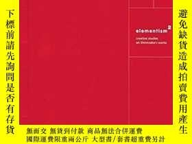 二手書博民逛書店Elementism罕見2Y364682 Hung Lam Mccm Ltd 出版2004