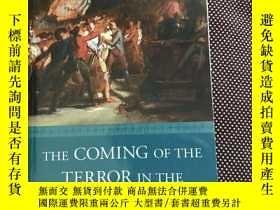 二手書博民逛書店The罕見Coming of The Terror in The French Revolution【法國大革命中