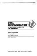 二手書博民逛書店 《Oral Communication in Technical Professions and Businesses》 R2Y ISBN:053405532X